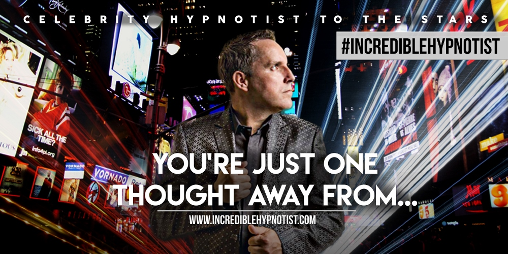 Comedy Stage Hypnotist Richard Barker Hypnosis Shows