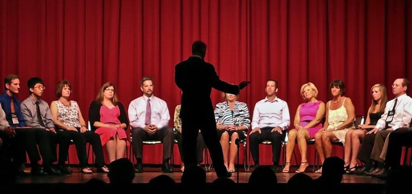 Corporate Entertainment Hypnotist Show