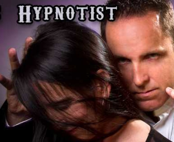 Incredible Hypnotist Richard barker