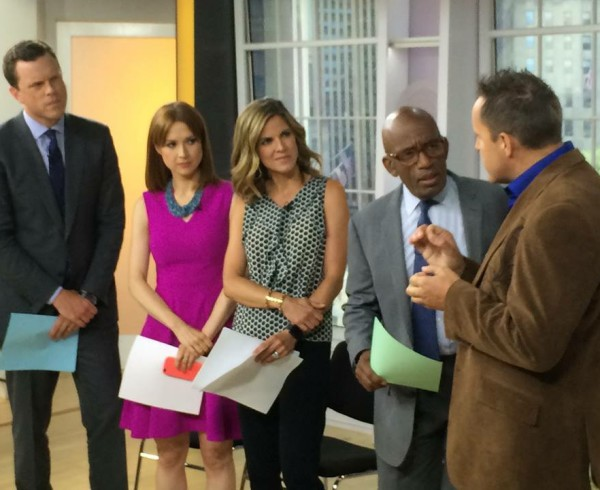 Hypnotist Richard Barker On TODAY Show NBC