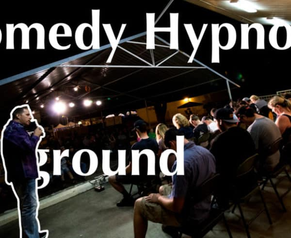 Comedy Hypnosis Show Video: Funny Hypnosis from Silver Dollar Fair Stage Hypnotist