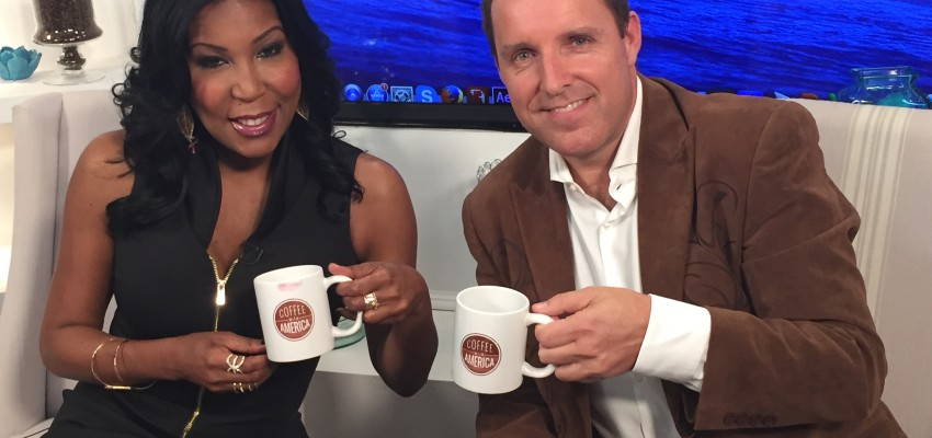 Coffee With America Hypnotist Richard Barker