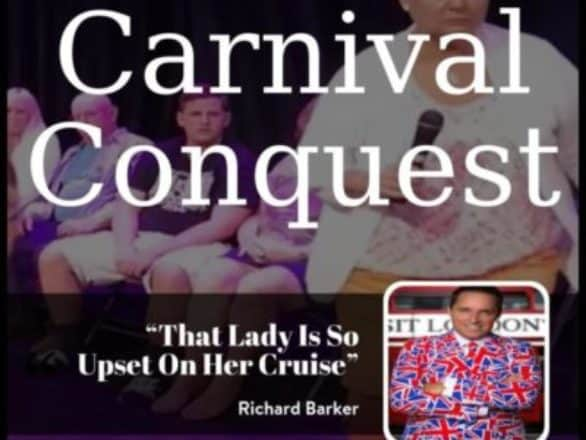 carnival hypnotist