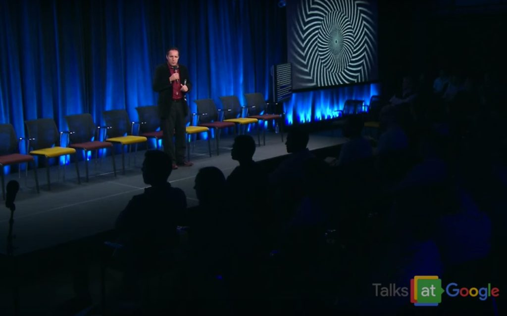 Google Talks Hypnosis