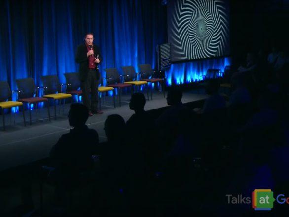 Google Talks Hypnosis