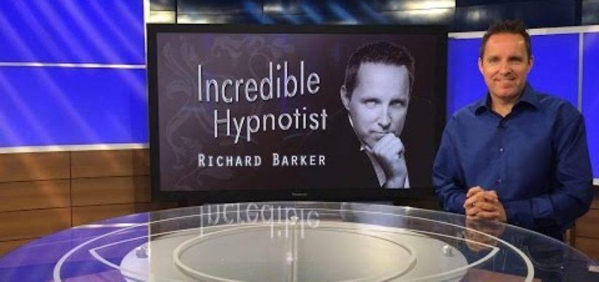Richard Barker the Incredible Television Hypnotist on CBS