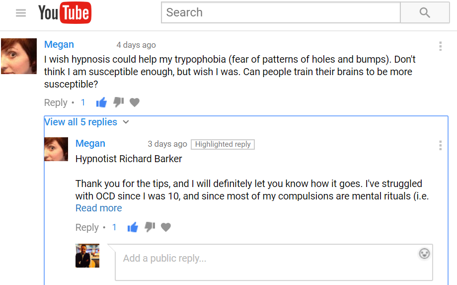 Get Rid of Trypophobia Using Hypnosis