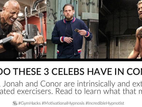 Intrinsic and Extrinsic Gym Motivation