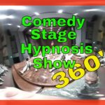 Hypnosis Show Comedy Stage Hypnotist Richard Barker 360 VR Video