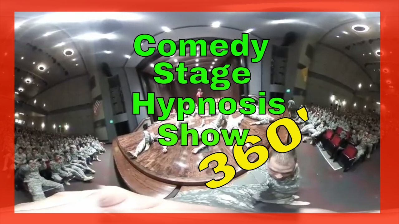 VR Comedy Hypnosis Shows - Watch Funny Virtual Reality ...