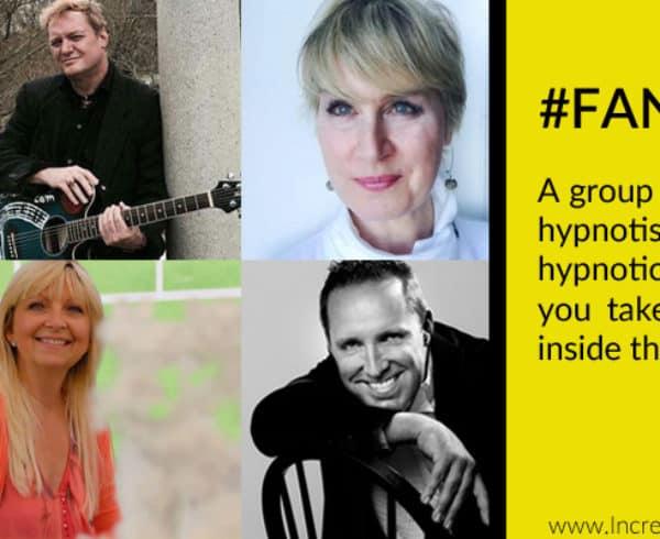 Conversations with Professional Hypnotist Stage Hypnotist Richard Barker Starts the Hypnosis Talk
