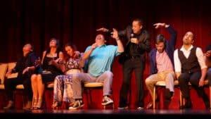 comedy hypnotist show