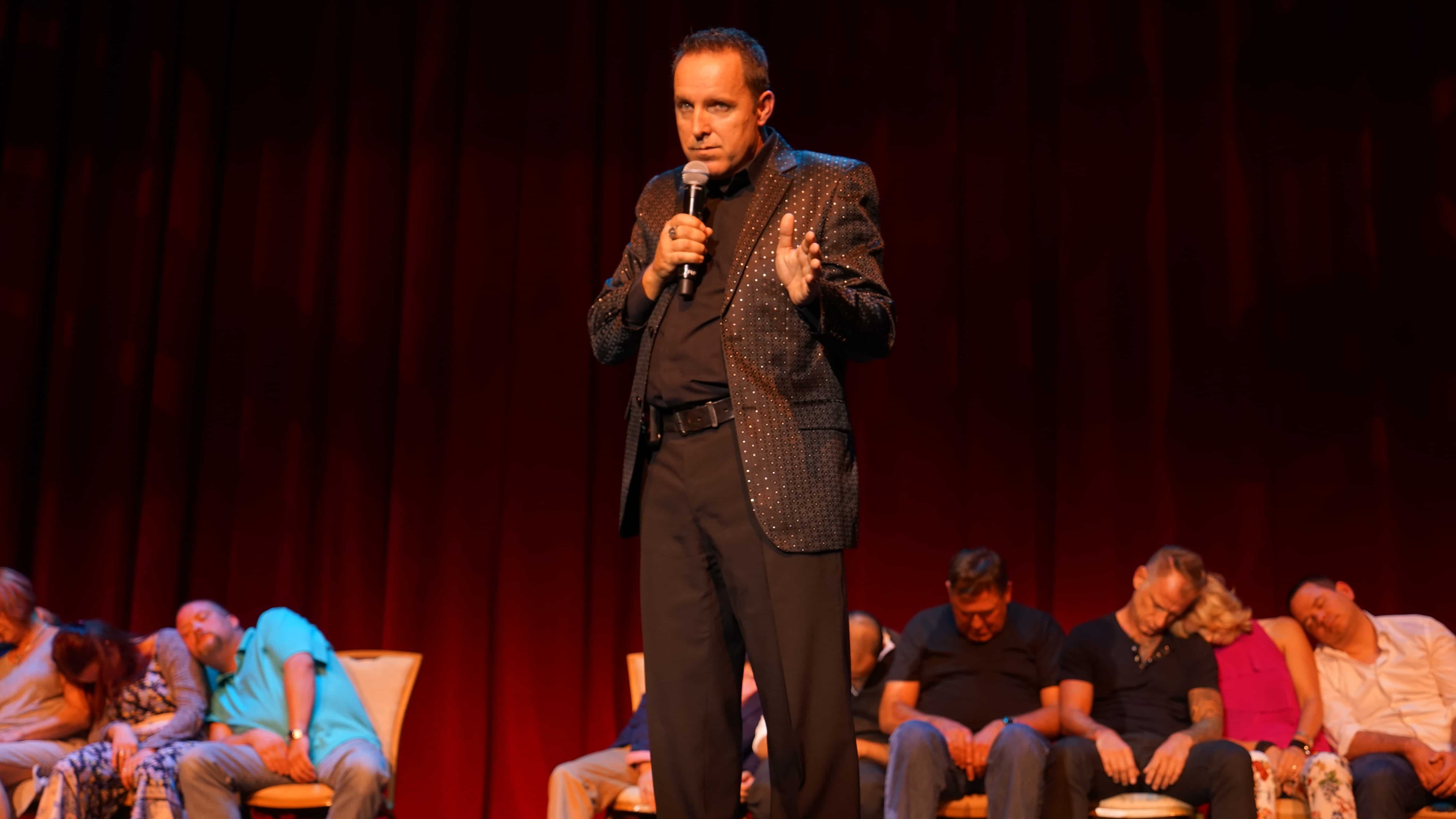 How Do Hypnosis Shows Work